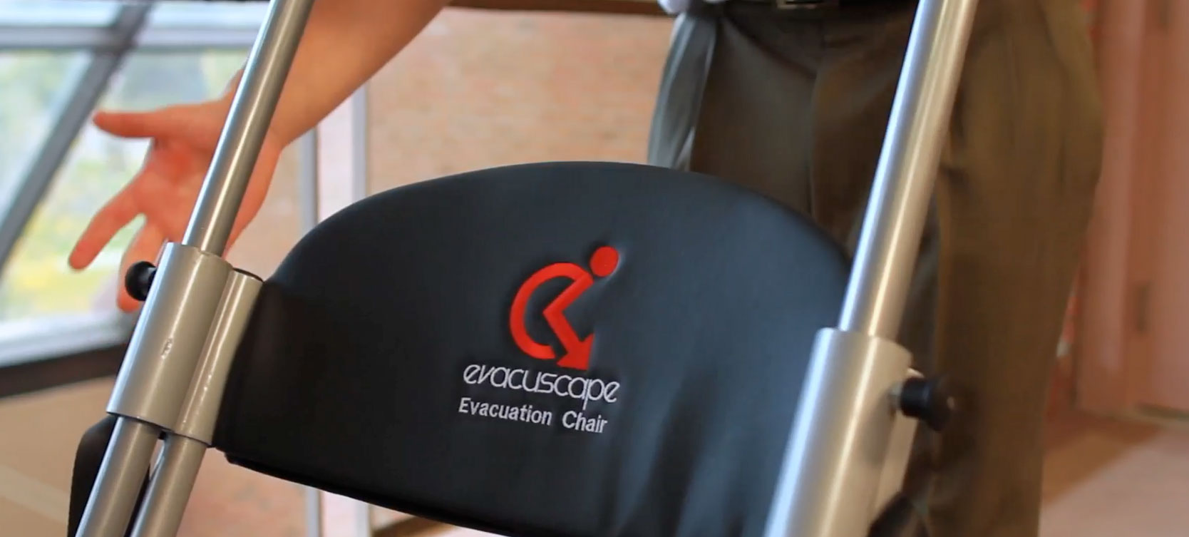 An Evacuation Chair is a Crucial Accessibility Tool